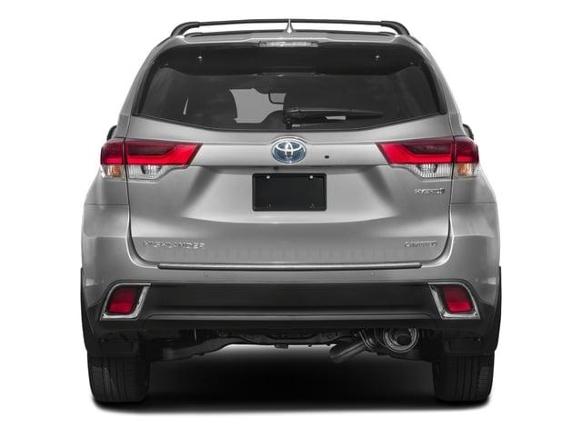 2018 Toyota Highlander Hybrid XLE V6 AWD - 17345708 - 4