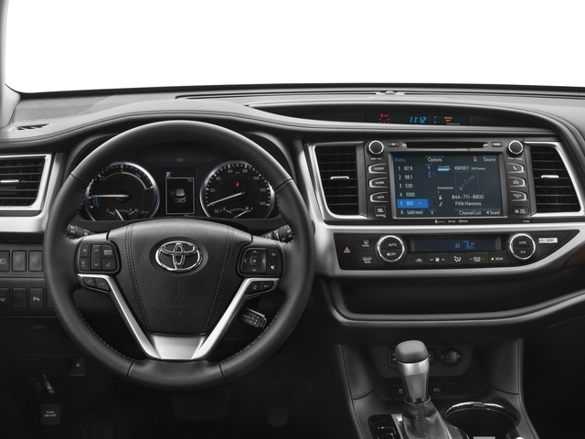 2018 Toyota Highlander Hybrid XLE V6 AWD - 17345708 - 5