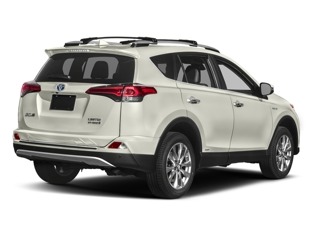 2018 New Toyota Rav4 Hybrid Limited Awd At Toyota Of