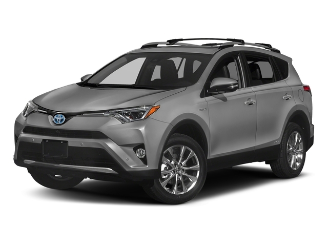 2018 Toyota RAV4 Hybrid Limited AWD - 17114225 - 1