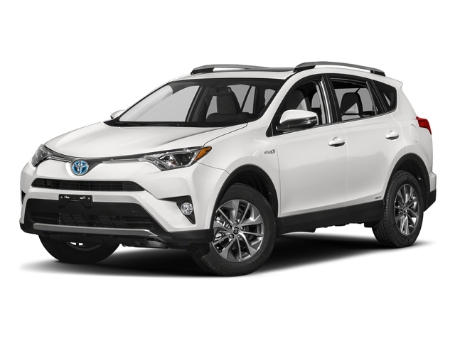 2018 Toyota RAV4 Hybrid LE AWD - 18766012 - 1