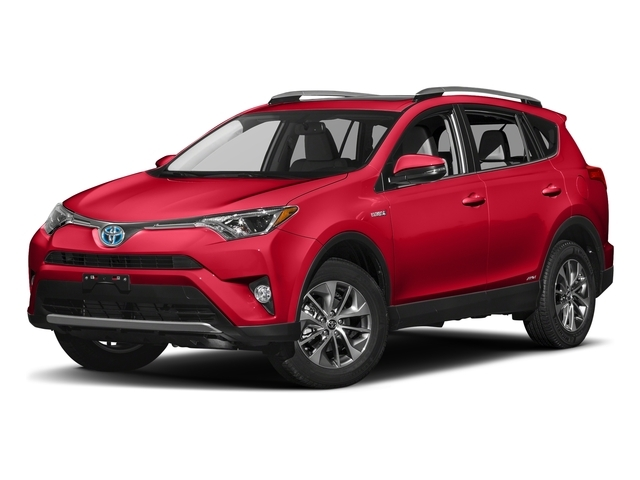 2018 Toyota RAV4 Hybrid XLE AWD - 18092756 - 1