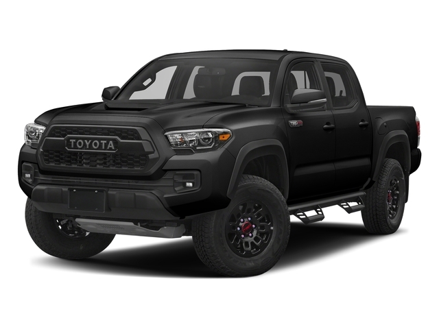 2018 Toyota Tacoma TRD Pro Double Cab 5' Bed V6 4x4 Automatic - 17308227 - 1