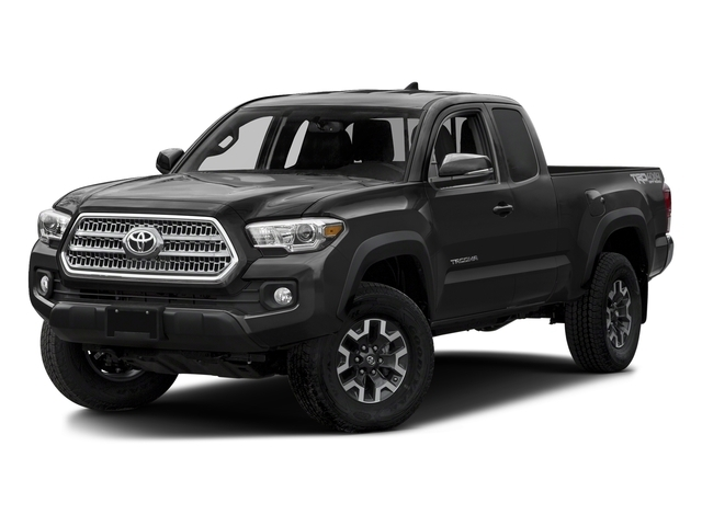 2018 Toyota Tacoma TRD Off Road Access Cab 6' Bed V6 4x4 Automatic - 18079919 - 1