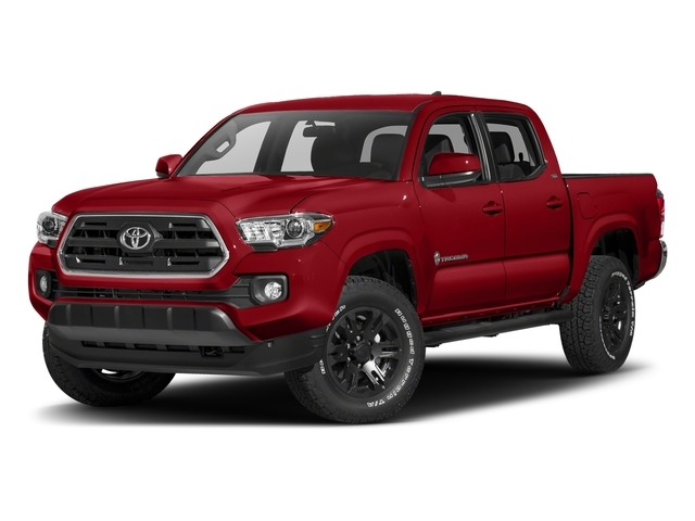 2018 Toyota Tacoma SR5 Double Cab 6' Bed V6 4x4 Automatic - 17717259 - 1