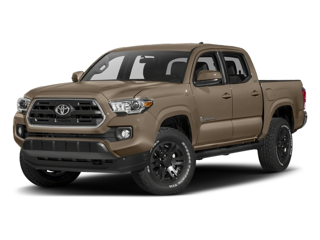 2018 Toyota Tacoma SR5 Double Cab 5' Bed V6 4x2 Automatic Truck  - 3TMAZ5CN2JM069687 - 1
