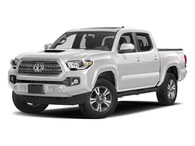 2018 Toyota Tacoma Trd Sport Double Cab 6 Bed V6 4x4 Automatic Truck Crew Cab Long Bed For Sale