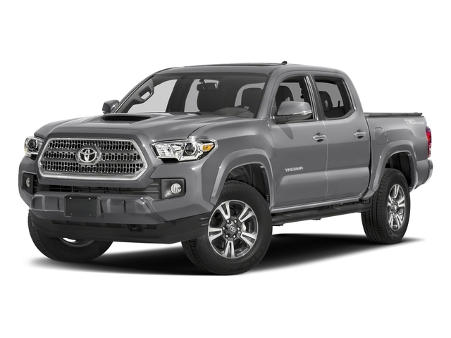 2018 New Toyota Tacoma Trd Sport Double Cab 5 Bed V6 4x4