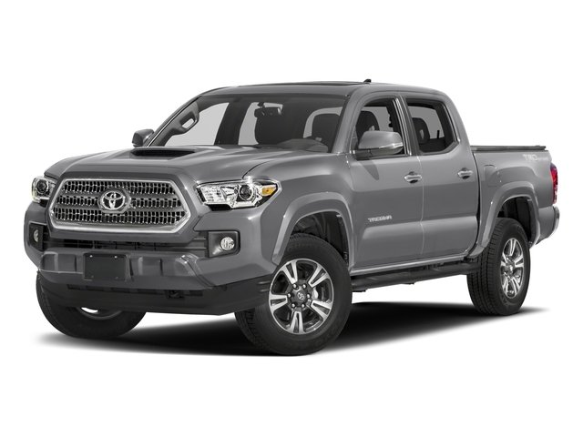 2018 Toyota Tacoma TRD Sport Double Cab 5' Bed V6 4x4 Automatic - 17388924 - 1