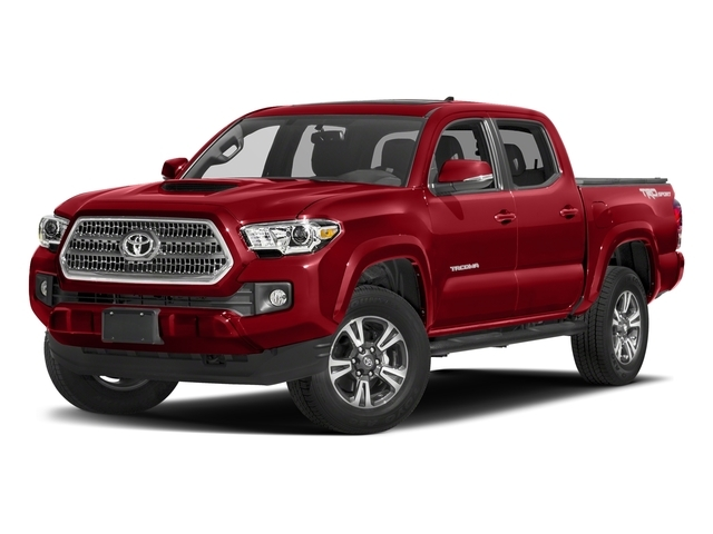 2018 Toyota Tacoma TRD Sport Double Cab 5' Bed V6 4x4 MT - 17318369 - 1