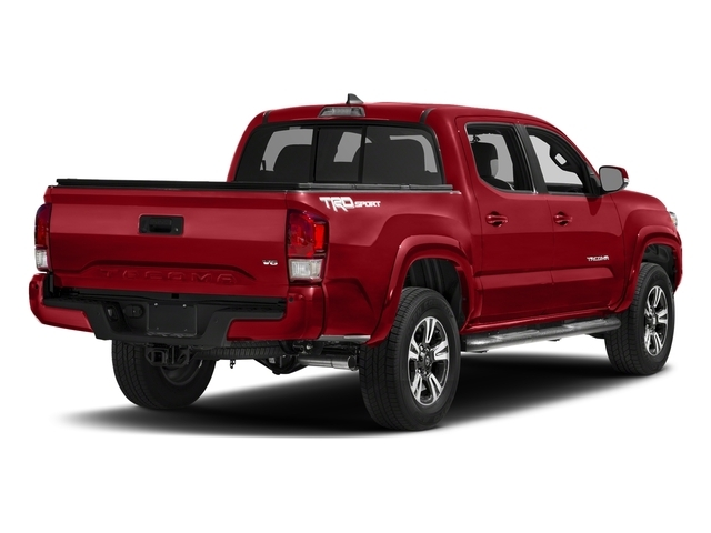 2018 Toyota Tacoma TRD Sport Double Cab 5' Bed V6 4x4 MT - 17318369 - 2