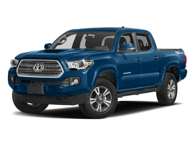 2018 Toyota Tacoma TRD Sport Double Cab 6' Bed V6 4x4 Automatic - 17428811 - 1