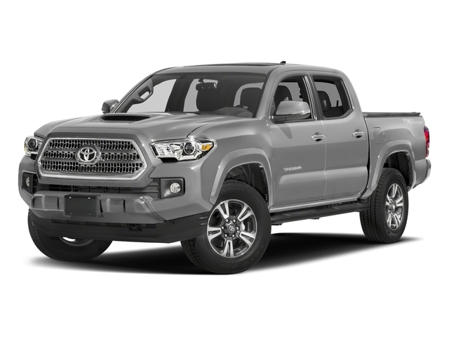 2018 Toyota Tacoma TRD Sport Double Cab 5' Bed V6 4x4 MT - 17771658 - 1