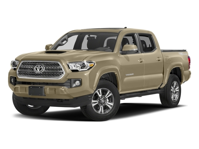 2018 Toyota Tacoma TRD Sport Double Cab 6' Bed V6 4x4 Automatic - 17853872 - 1