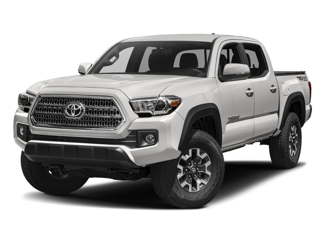 2018 Toyota Tacoma TRD Off Road Double Cab 5' Bed V6 4x4 MT - 17097888 - 1