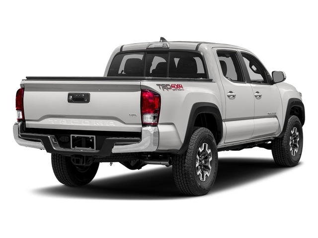 2018 Toyota Tacoma TRD Off Road Double Cab 5' Bed V6 4x4 MT - 17097888 - 2