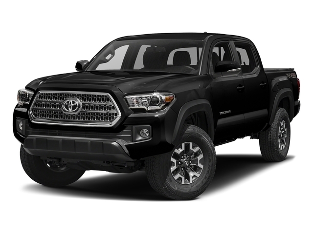 2018 New Toyota Tacoma Trd Off Road Double Cab 5 Bed V6