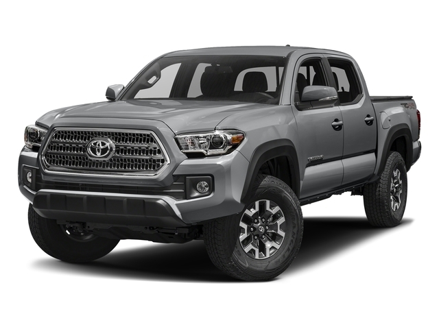 2018 Toyota Tacoma TRD Off Road Double Cab 5' Bed V6 4x4 Automatic - 17528488 - 1