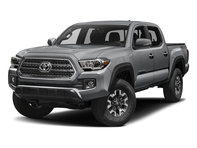 2018 Toyota Tacoma TRD Off Road Double Cab 6' Bed V6 4x4 Automatic - 18060918 - 1