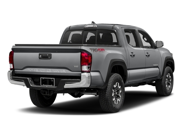 2018 Toyota Tacoma TRD Off Road Double Cab 5' Bed V6 4x4 Automatic - 17528488 - 2