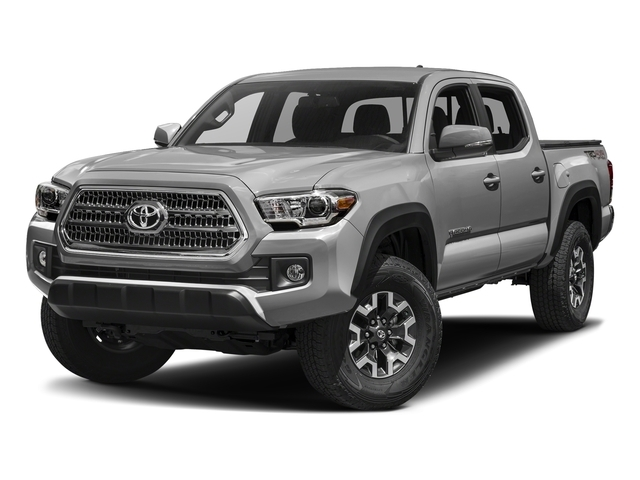 2018 Toyota Tacoma TRD Off Road Double Cab 6' Bed V6 4x4 Automatic - 17360153 - 1