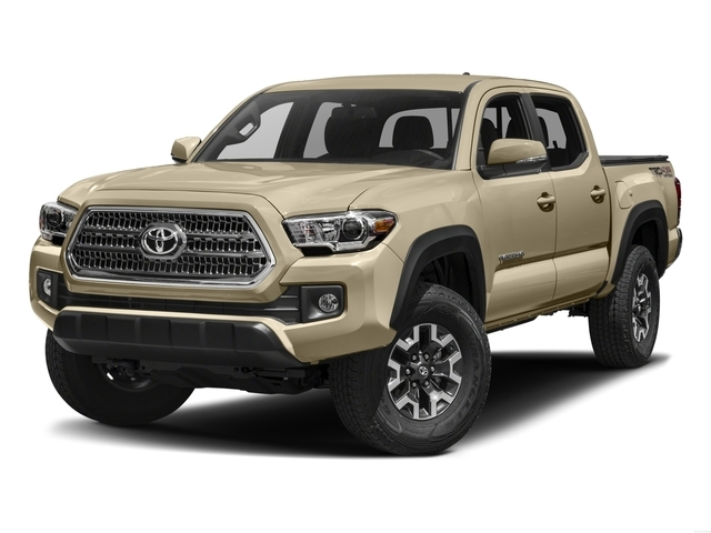 2018 Toyota Tacoma TRD Off Road Double Cab 5' Bed V6 4x4 Automatic - 18103758 - 1