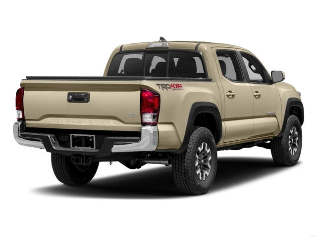 2018 Toyota Tacoma TRD Off Road Double Cab 5' Bed V6 4x4 Automatic - 18103758 - 2