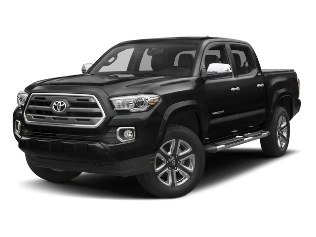 2018 Toyota Tacoma Limited Double Cab 5' Bed V6 4x4 Automatic - 17226073 - 1