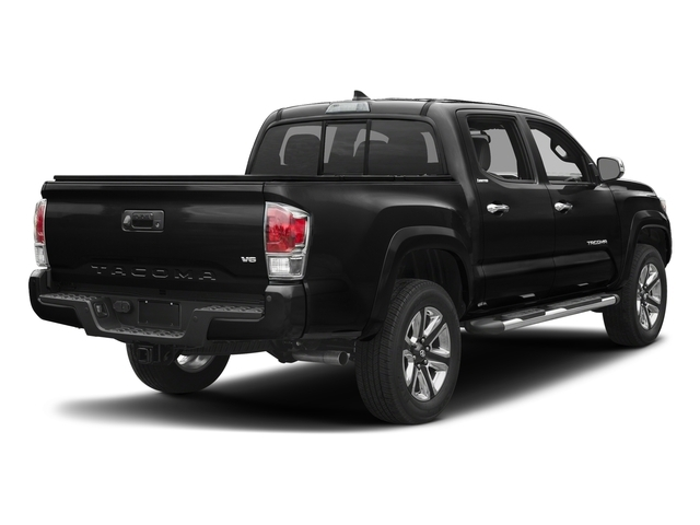 2018 Toyota Tacoma Limited Double Cab 5 Bed V6 4x4