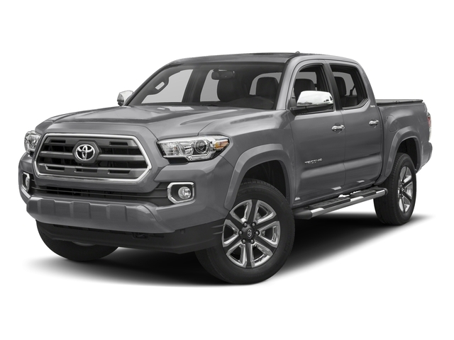 2018 Toyota Tacoma Limited Double Cab 5' Bed V6 4x4 Automatic - 17226074 - 1