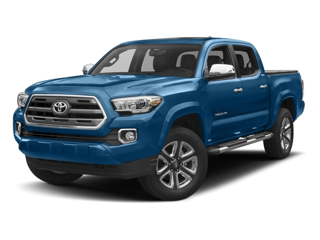 2018 Toyota Tacoma Limited Double Cab 5' Bed V6 4x4 Automatic - 17804927 - 1