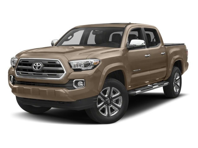 2018 Toyota Tacoma Limited Double Cab 5' Bed V6 4x4 Automatic - 17229214 - 1