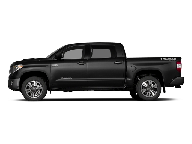2018 Toyota Tundra Limited CrewMax 5.5' Bed 5.7L - 17373489 - 0