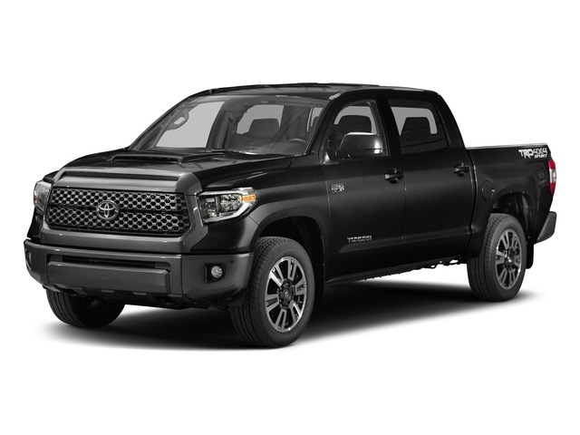 2018 Toyota Tundra 4WD Limited CrewMax 5.5' Bed 5.7L - 16919108 - 1