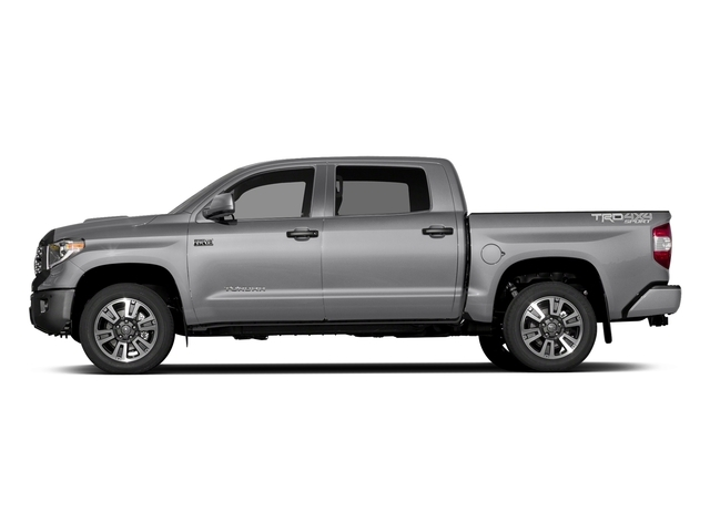 2018 Toyota Tundra 4WD Limited CrewMax 5.5' Bed 5.7L - 17233613 - 0
