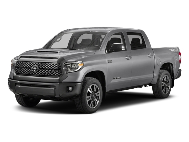 2018 Toyota Tundra 4WD Limited CrewMax 5.5' Bed 5.7L - 17233613 - 1