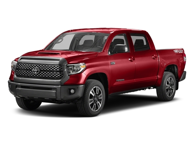 2018 Toyota Tundra 4WD Limited CrewMax 5.5' Bed 5.7L - 17175665 - 1