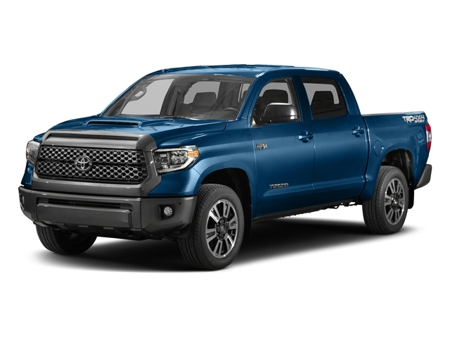 2018 Toyota Tundra 4WD 1794 Edition CrewMax 5.5' Bed 5.7L - 16931680 - 1