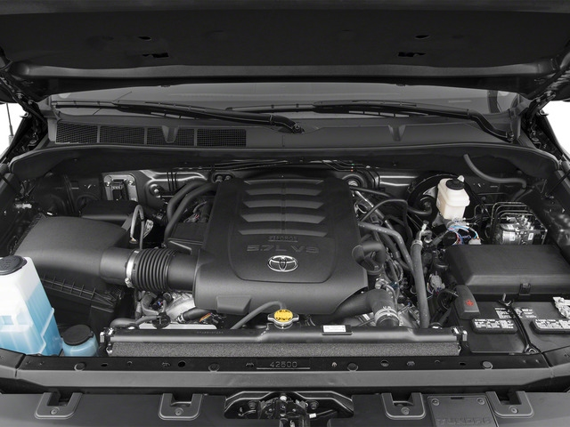 2018 Toyota Tundra 4WD Platinum CrewMax 5.5' Bed 5.7L - 17221360 - 11