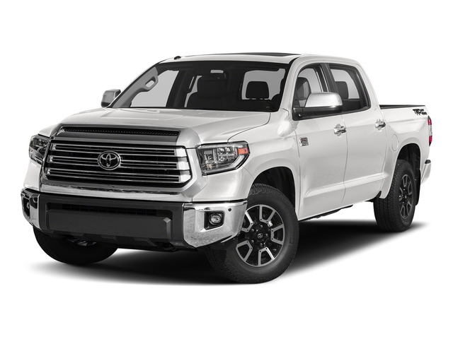 2018 Toyota Tundra 4WD 1794 Edition CrewMax 5.5' Bed 5.7L - 17216422 - 1