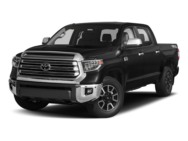 2018 Toyota Tundra 4WD 1794 Edition CrewMax 5.5' Bed 5.7L - 17239844 - 1