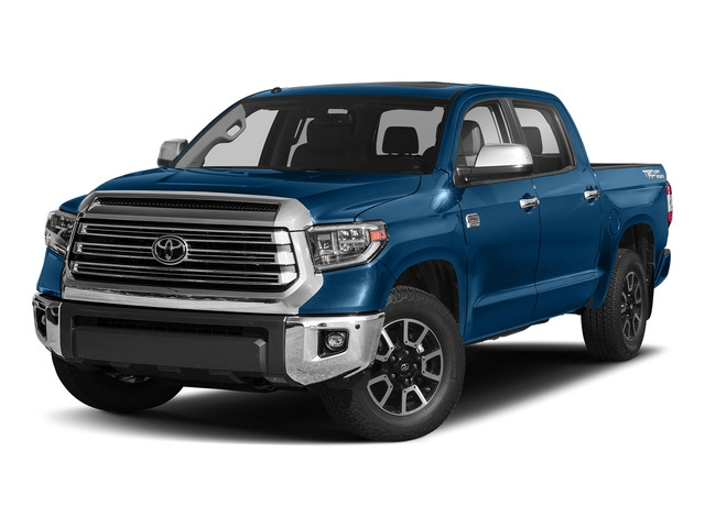 2018 Toyota Tundra 4WD 1794 Edition CrewMax 5.5' Bed 5.7L - 17175664 - 1