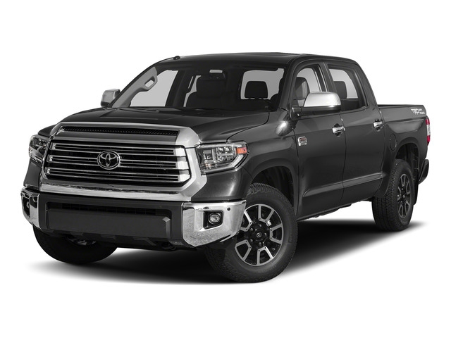 2018 Toyota Tundra 4WD 1794 Edition CrewMax 5.5' Bed 5.7L - 17372727 - 1
