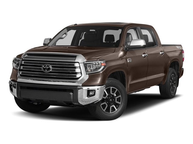 2018 Toyota Tundra 4WD 1794 Edition CrewMax 5.5' Bed 5.7L - 16954564 - 1