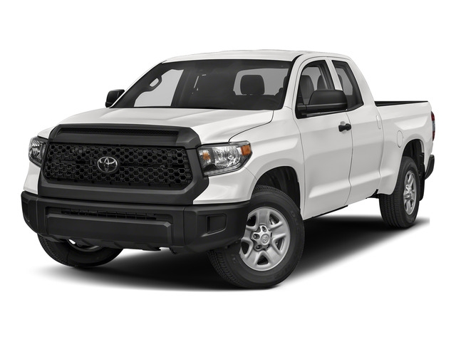 2018 Toyota Tundra 4WD SR Double Cab 8.1' Bed 5.7L - 17419122 - 1