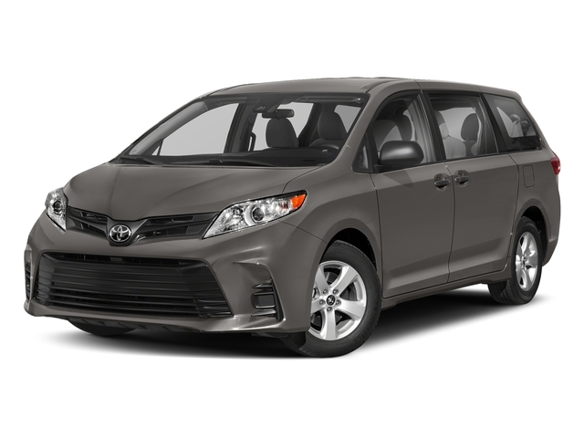 2018 Toyota Sienna LE FWD 8-Passenger - 17683318 - 1
