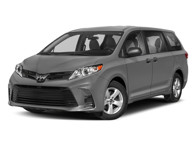 2018 Toyota Sienna LE FWD 8-Passenger - 18478138 - 1
