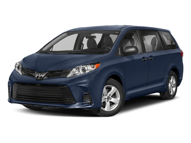 2018 Toyota Sienna L FWD 7-Passenger - 17404797 - 1