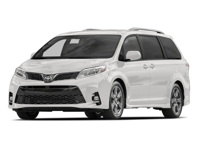 2018 Toyota Sienna LE FWD 8-Passenger - 17657930 - 1