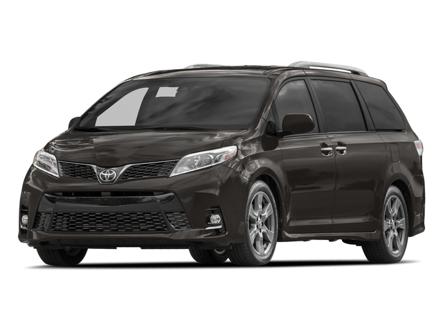 2018 Toyota Sienna LE FWD 8-Passenger - 17400107 - 1